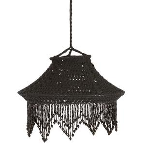 Crochet and Fringing Lampshade, €78.50, miafleur.com