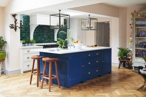 Neptune Chichester Kitchen Teal Island
