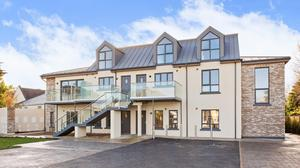 The Stockwell apartments are a five-minute walk to Dundrum Town Centre and Balally Luas stop.