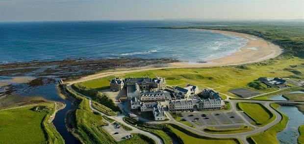 The Doonbeg resort