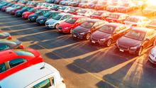 New car registrations so far this year are down 11pc to 38,986