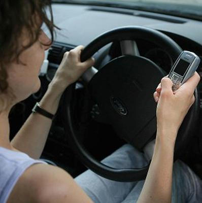 Many are dicing with death or injury by using a phone while driving, according to Eddie Cunningham