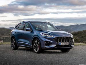 PLUGGED IN: New Kuga PHEV is fuel-efficient and powerful