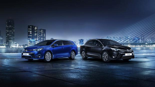 The Toyota Avensis