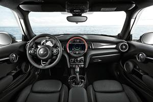 The high-performance Mini Cooper S