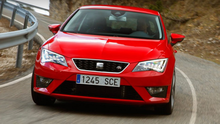 The venerable Seat Leon (above) will be replaced by a new generation which will come with two variants and is earmarked for arrival next year.