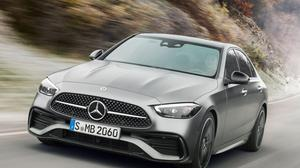 The latest Mercedes C-Class is due here in September.