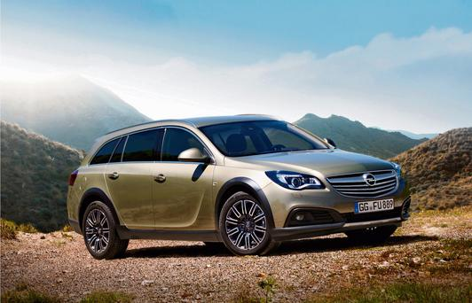 The Opel Sports Tourer