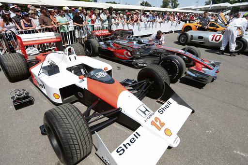 vStream Group has inked a landmark deal with the McLaren Mercedes Formula One racing team and IT giant SAP
