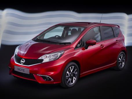 Nissan is due to unveil its family hatch, the Note, this week