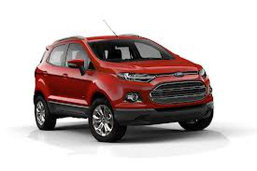 Ford has launched a limited edition of their Fiesta-based crossover, called the EcoSport