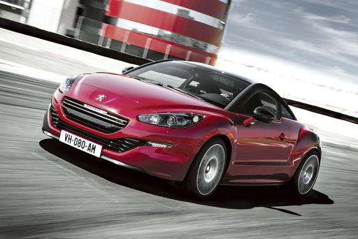 Peugeot RCZ R two-seater