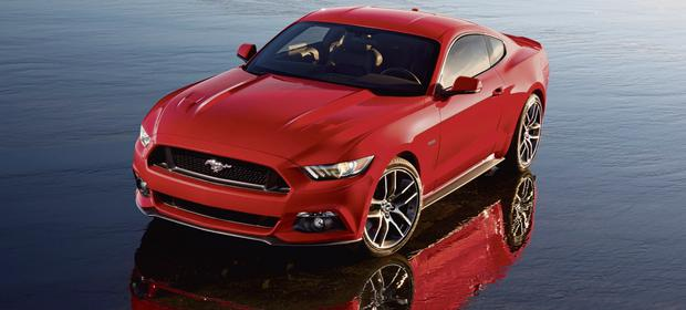 The high-performance Ford Mustang will be available in 2015
