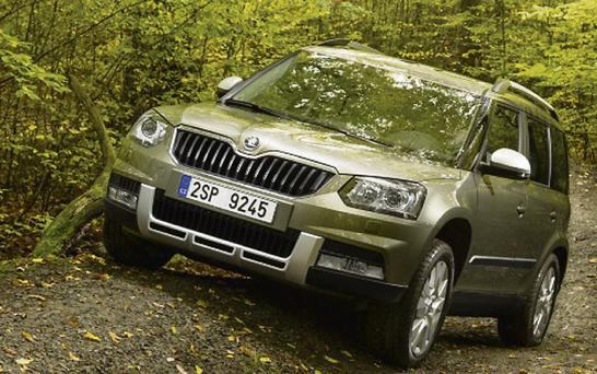 The Skoda Yeti topped the annual Auto Express Driver Power customer satisfaction survey in Britain for the third year in a row