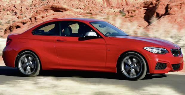 BMW's coupe with a difference