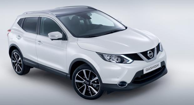 QUIET CONFIDENCE: The new sleeker, roomier Nissan Qashqai is a very well-engineered car
