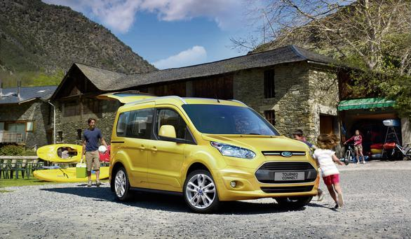 The Ford Tourneo Connect has its uses but is basically a converted Transit van