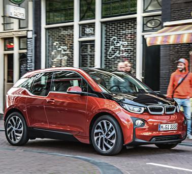 BMW's electric i3