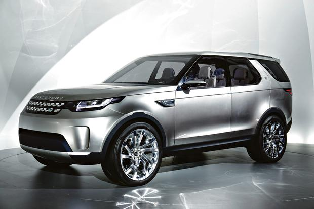 The new-look Discovery