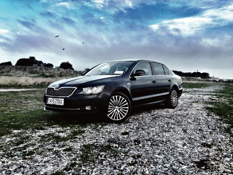 Skoda has launched its most luxurious model yet but will it clock up over 560,000 miles?