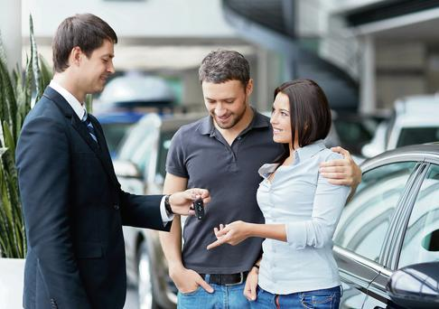 Many people are unable to think of purchasing a car in the near future.