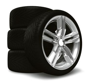 A tyre will deteriorate in storage quicker than in use.