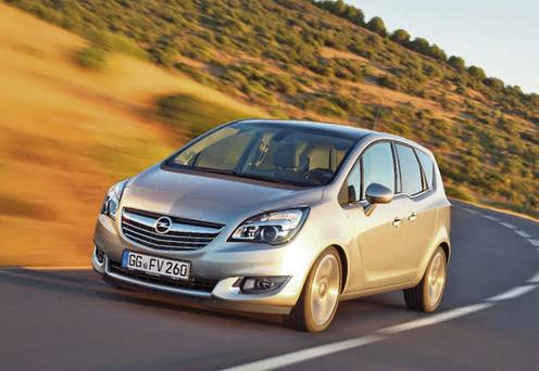 Cost-efficient: Opel has put thought into reducing the on-the-road cost for drivers