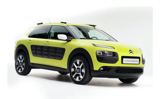 The Citroen Cactus