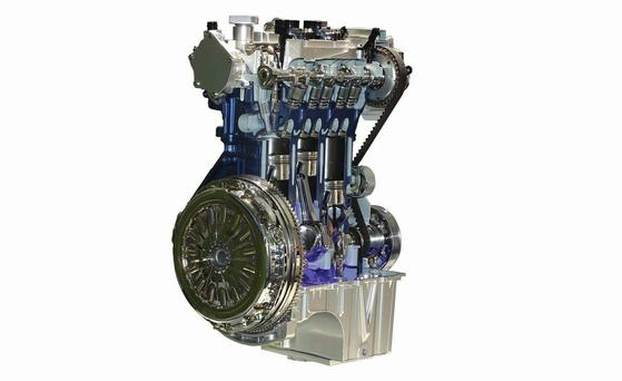 FORD'S 1.0-litre EcoBoost engine