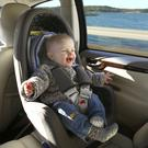 KEEP THEM SAFE: Make sure your child's car seat is fitted correctly