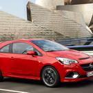 STRIKING: The new Corsa OPC can turn heads with its sporty looks and exhaust soundsrear