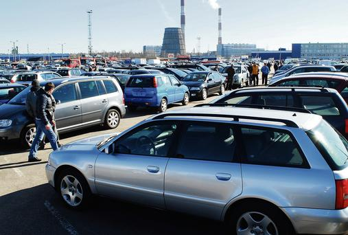 Car sales are up from last year