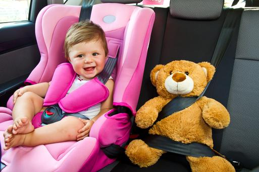 It is the driver's responsibility to ensure that all passengers are using seat belts or the appropriate child restraint