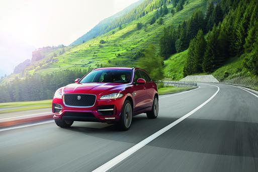 JAGUAR'S first SUV, the F-PACE, has won the World Car of the Year award.