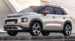 Neat: Citroen hopes to attract downsizers with its Aircross