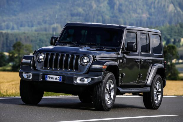 New diesel JEEP Wrangler SUV due here in autumn - Independent ie