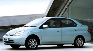 ELECTRIC DREAM: The first-generation Prius
