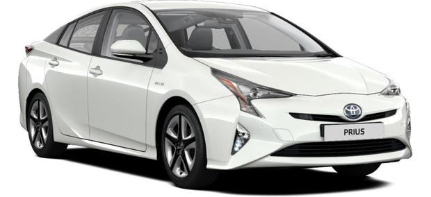 ELECTRIC DREAM: The latest mode of the Prius