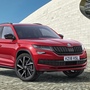 Skoda is offering 2.9pc PCP on the Kodiaq