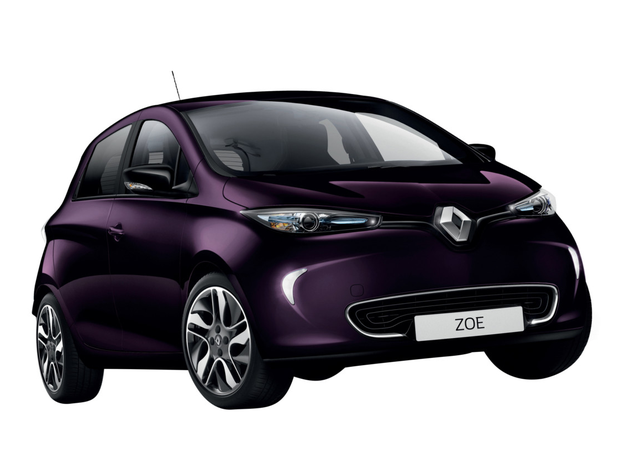 Renault is offering 0pc APR on the Zoe