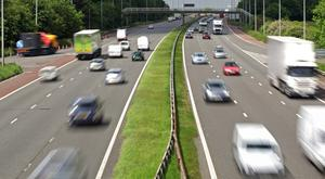 HIGHWAY TO HELL: Despite the fact that motorways are statistically safer, they instil fear into some drivers.