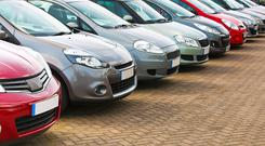The surge in the popularity of second-hand imported cars has resulted in a €1bn loss to the Exchequer over the last four years, the head of Nissan Ireland has claimed. Stock photo