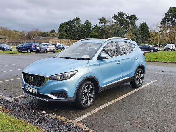 The MG ZS EV gives a lot for a relatively good price, but range is a factor