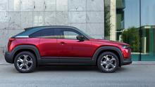 On the way: Mazda's electric SUV will go on sale from February