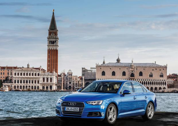 LIGHTER: New Audi A4 an exciting and sure-footed drive