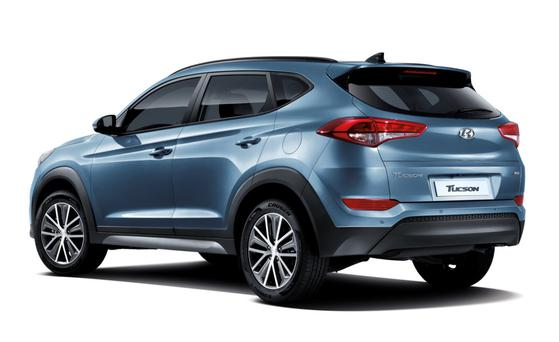 Tucson is back: after just a few years as the iX35 the Tucson name comes back for Hyundai's popular crossover. Prices will be announced this week for the totally new model. Diesel and petrol models will be available