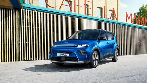 Stylish option: If you want something young and funky, drive the KIA e-Soul and see how you feel