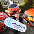 Today FM's Ian Dempsey has teamed up with Renault Ireland