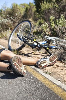 Worrying: 630  cyclists injured in road accidents in 2012, a 59% rise when compared with the previous year