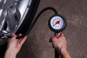 Make sure you tyre has the correct pressure